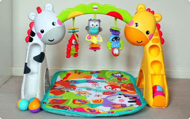 fisherprice play gym review