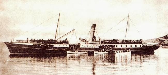 «Άσσος» και «Πύλαρος», δυο πλοία θρύλοι της κεφαλονίτικης ναυτιλίας