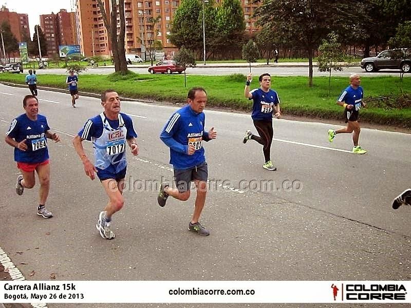 carrera allianz 15k 2014