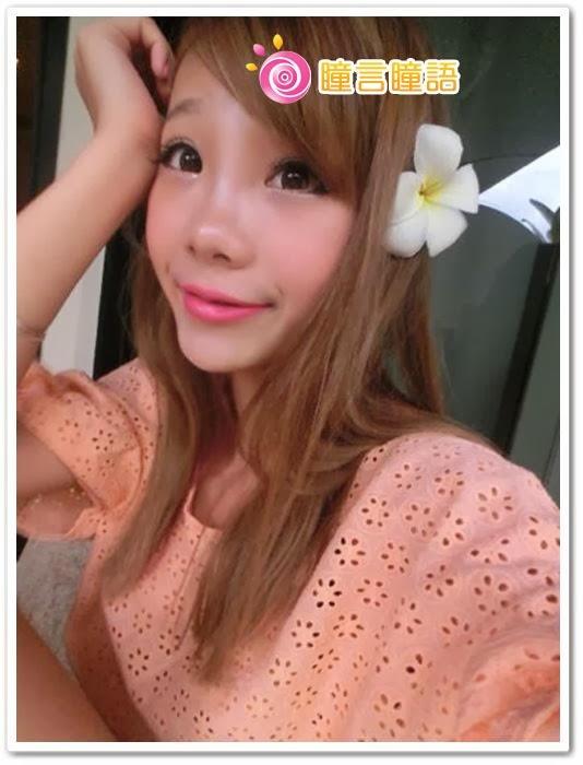 韓國NEO隱形眼鏡-NEO Dali Heart心語棕13