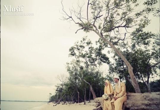 Gambar-Perkahwinan-Imam-Muda-Hassan-Dan-Ulfah-4