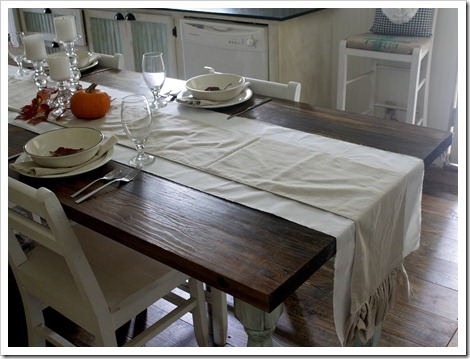 shabby creek table