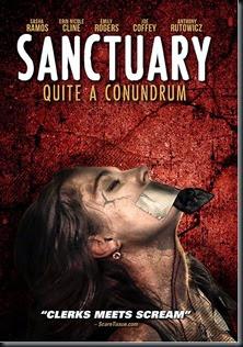 sanctuary quite a conundrum