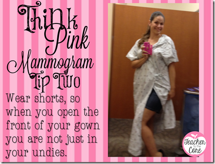 5 Tips for making your mammogram great (3)
