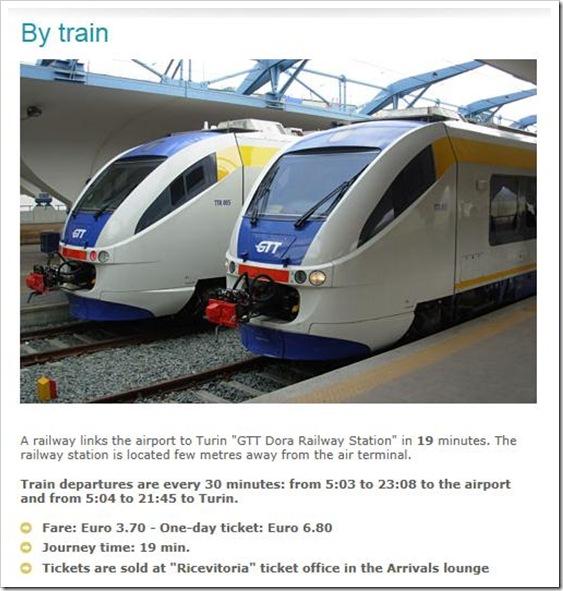 Torino Train