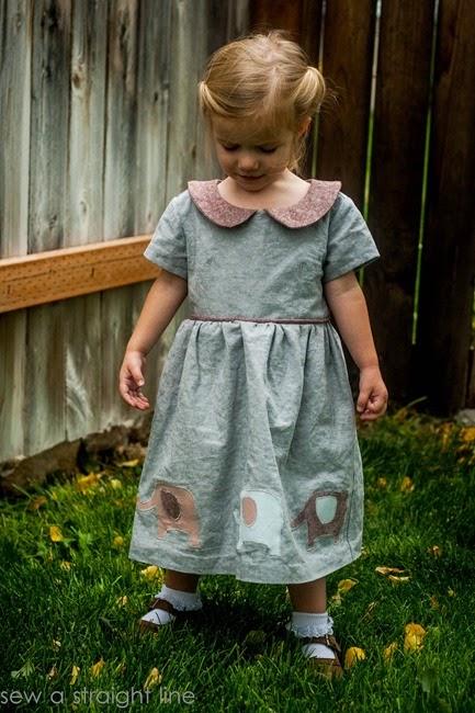 vintage kate dress sew a straight line-6