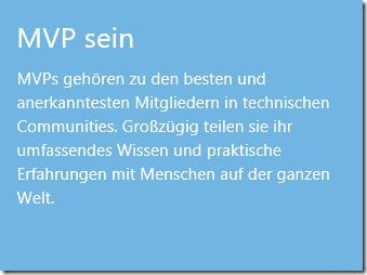 Heute gibt es weltweit mehr als 4.000 MVPs