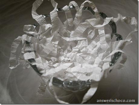 Crepe Paper Grass