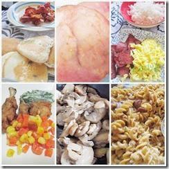 food snapshots