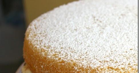 Jamie Oliver Sponge Cake