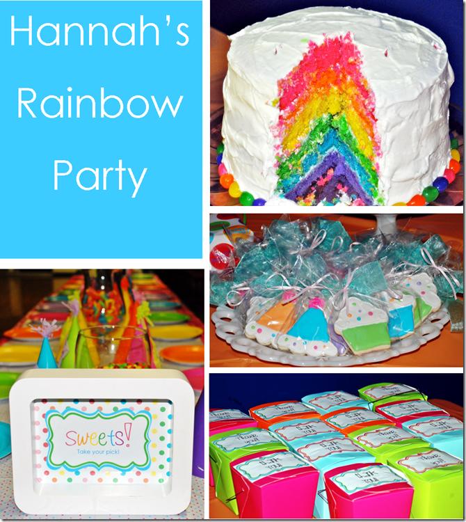 Hannahs Rainbow Party