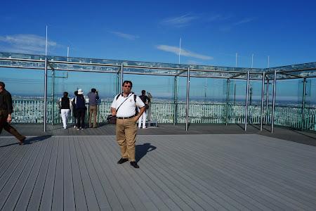Obiective turistice Paris:  Terasa de pe Montparnasse