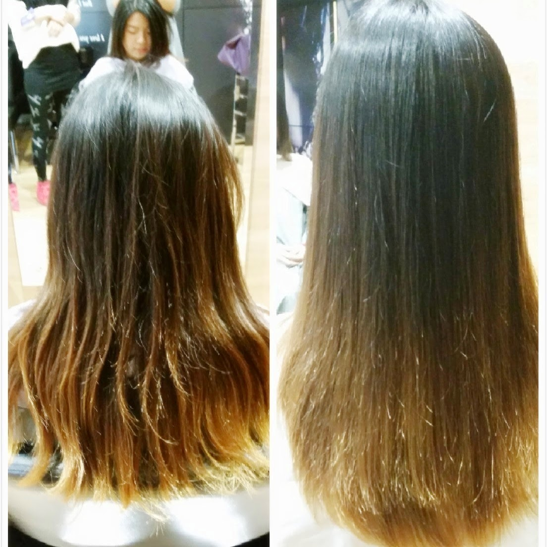 Straight perm didnt work - Shiseido Permanent Hair Straightening
