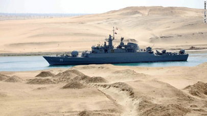 Iranian-warships