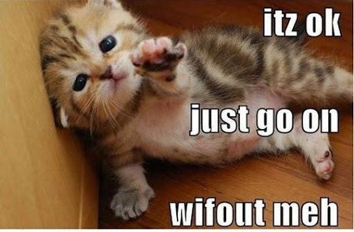 Go on animal leave me meme 4%2525255B2%2525255D goodbye opo oneplus forums