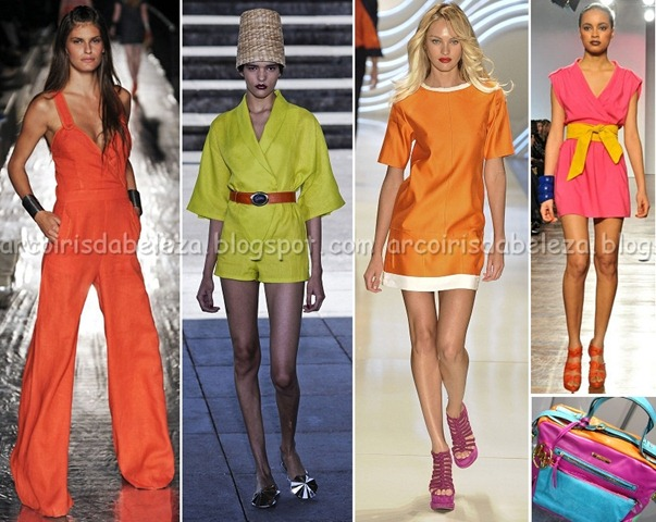 Color Blocking 2012, Blog Arco Íris da Beleza