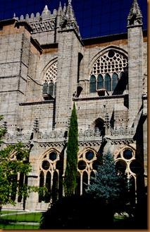 Avila cloister