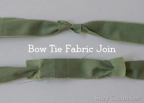 sc bow tie join