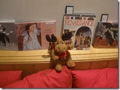 Moosey-Moose Takes a Break in the Kids' Room