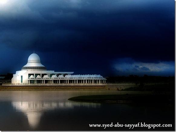 Masjid An Nur – Johor Bharu, Malaysia