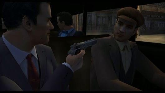 Es un poco como conocer a tu mejor amigo insultándote con él por Internet... sólo que con pistolas.