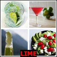LIME- Whats The Word Answers