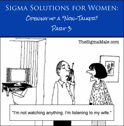 Non listening husband