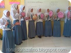 Grup Rebana SMAN 2 Teluk Kuantan Kec.Sentajo Raya Kab. Kuantan Singingi Riau (2)