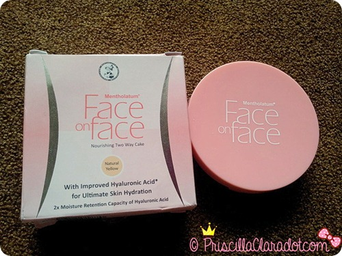 Priscilla review Face on Face 3