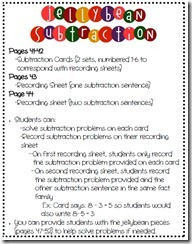 Jellybean Addition and Subtraction4