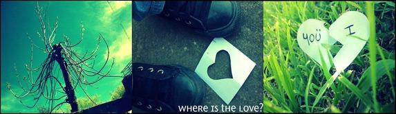 donde esta el amor
