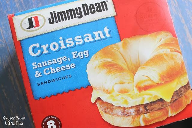 Jimmy Dean #breakfast #spon