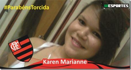 Karen-Marianne-wesportes-wcinco-ParabensTorcida