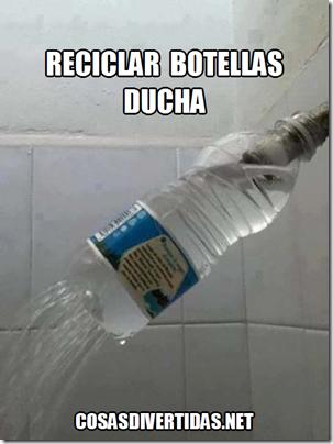 RECICLAR ducha