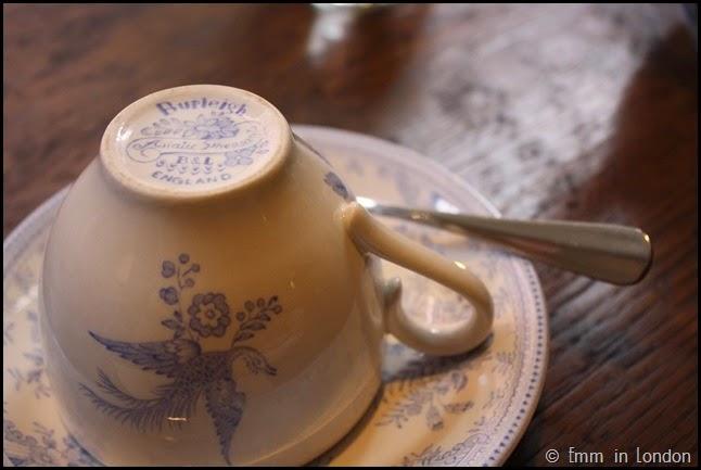 Burleigh Asiatic Pheasants Teacup and Saucer
