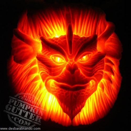 aboboras esculpidas halloween desbaratinando  (26)