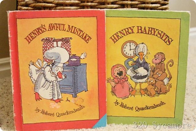 henry books
