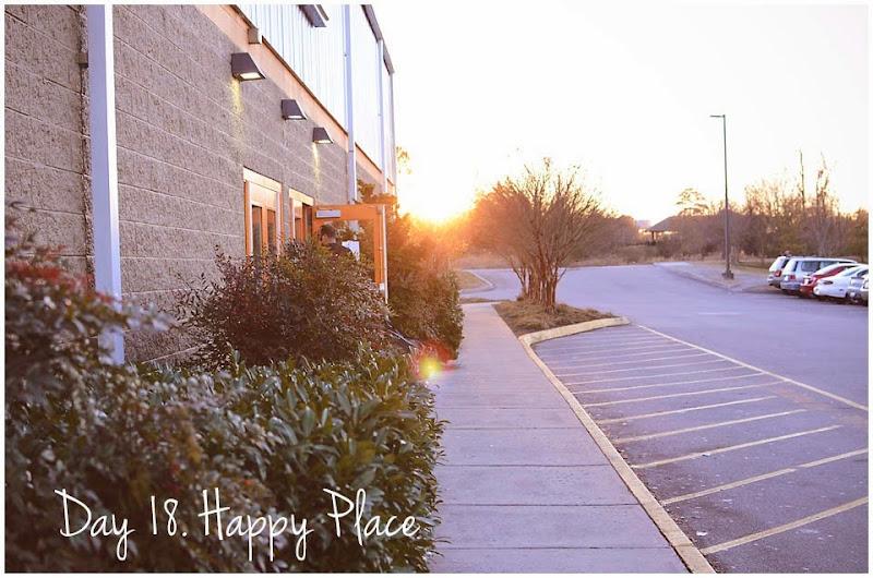 18 happy place