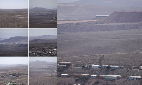 Ver Mamiña contra Cerro Colorado BHP Billiton