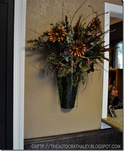 WALL FLORAL DECOR (4)
