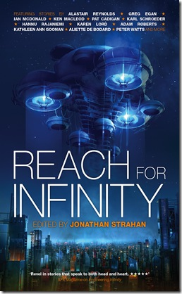 ReachForInfinity