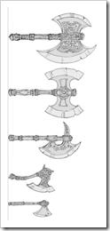 Rune: Never too many axes