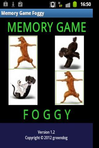 霧のメモリーゲーム