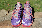 nike lebron 10 gr allstar galaxy 5 03 Release Reminder: Nike LeBron X All Star Limited Edition