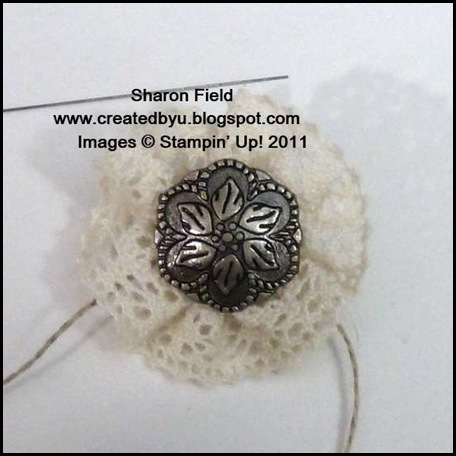 1.chantilly lace medallion tutorial on createdbyu_Blogspot