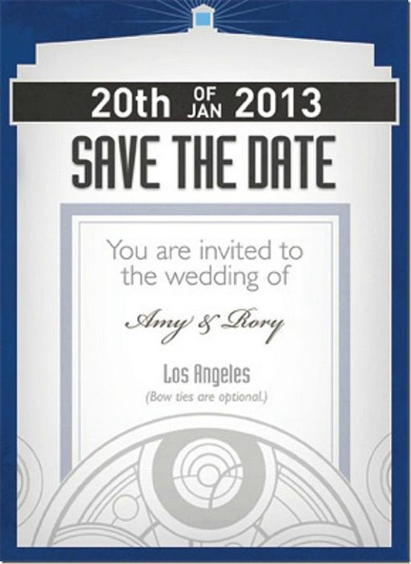 Soowr Wedding Invitations For Geeks
