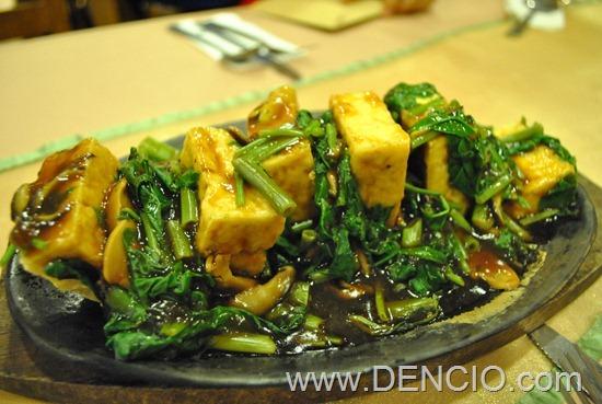 Max's Tofu Kangkong