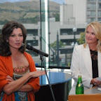 Amy Grant Answers Questions&#xA;Shauna Lake, Emcee