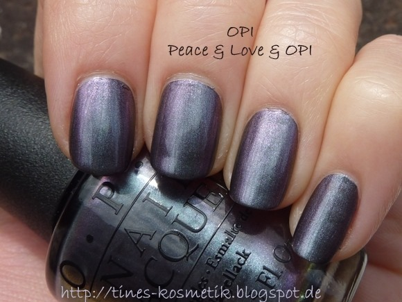 OPI Peace & Love & OPI 2