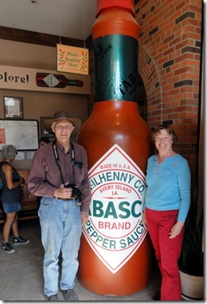 Tabasco Factory, Avery Island, LA